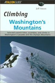 Climbing Washingtons Mountains (Climbing Mountains Series)