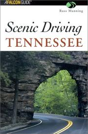 Cover of: Scenic Driving Tennessee