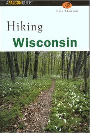 Cover of: Hiking Wisconsin