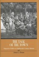 Cover of: The Talk of the Town | Ann C. Dean