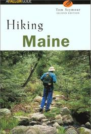Cover of: Hiking Maine, 2nd Edition (State Hiking Series)