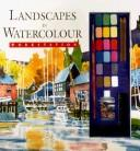 Cover of: Landscapes in Watercolor Workstation (Workstations)
