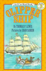 Cover of: Clipper Ship (I Can Read) | Thomas P. Lewis
