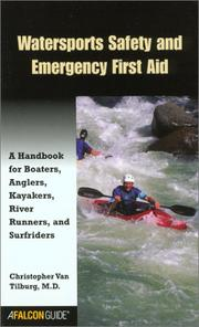 Cover of: Watersports Safety and Emergency First Aid