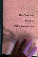 Cover of: That Nakedness | Phyllis Koestenbaum