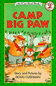 Cover of: Camp Big Paw (I Can Read)