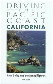 Cover of: Driving the Pacific Coast California, 5th