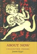 Cover of: About Now: Collected Poems