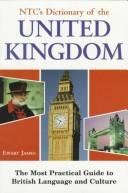 Cover of: Dic Ntc's of the United Kingdom Dictionary
