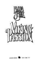 Cover of: Viking Passion | Flora Speer