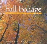 Cover of: Fall Foliage | Charles W. G. Smith