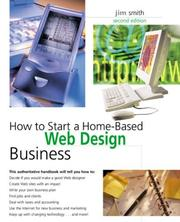 Cover of: How to Start a Home-Based Web Design Business, 2nd