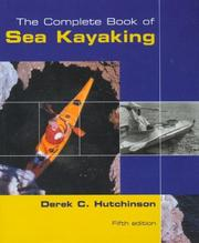 Cover of: The complete book of sea kayaking