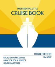 Cover of: The essential little cruise book