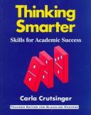 Cover of: Thinking Smarter