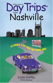Cover of: Day Trips from Nashville, 5th (Day Trips Series)