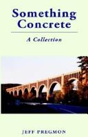 Cover of: Something Concrete