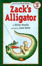 Cover of: Zack's Alligator