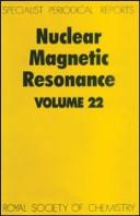 Cover of: Nuclear Magnetic Resonance | Graham A. Webb