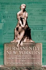 Cover of: Permanently New Yorkers | Patricia Brooks