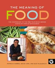 Cover of: The Meaning of Food | Patricia Harris
