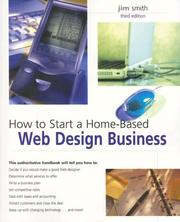Cover of: How to Start a Home-Based Web Design Business, 3rd