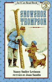 Cover of: Snowshoe Thompson