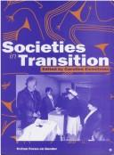 Cover of: Societies in Transition (Oxfam Focus on Gender Series) | Caroline Sweetman