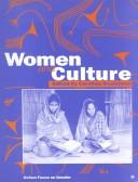 Cover of: Women and Culture (Oxfam Focus on Gender Series)