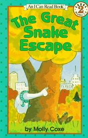 Cover of: The Great Snake Escape