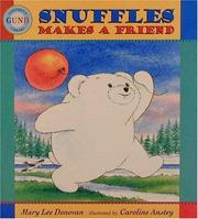Cover of: Snuffles Makes a Friend (Gund Children