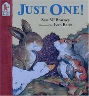Cover of: Just One!