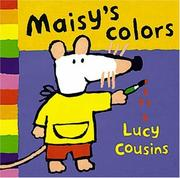 Cover of: Maisy's colors