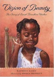 Cover of: Vision of Beauty: The Story of Sarah Breedlove Walker