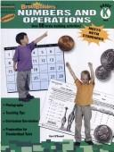 Cover of: Kindergarten-Numbers and Operations (Rosen Brain Builders)