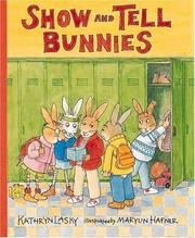 Cover of: Show and Tell Bunnies