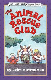 Cover of: The Animal Rescue Club