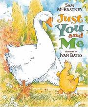 Cover of: Just you and me