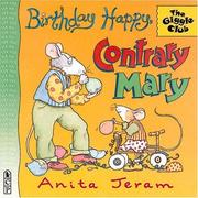 Cover of: Birthday happy, Contrary Mary | Anita Jeram