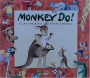 Cover of: Monkey do!