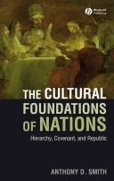 Cover of: Cultural Foundations of Nations
