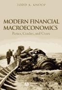 Cover of: Modern Financial Macroeconomics | Todd A. Knoop