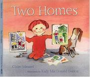 Cover of: Two homes