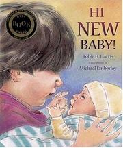 Cover of: Hi New Baby