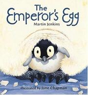 Cover of: The Emperor's Egg by Martin Jenkins