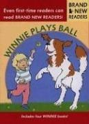 Cover of: Winnie plays ball: Brand New Readers