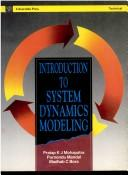 Cover of: Introduction to System Dynamics Modeling
