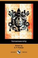 Cover of: Nonsenseorship