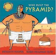 Cover of: Who Built the Pyramid?