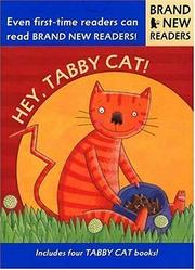 Cover of: Hey, Tabby Cat!: Brand New Readers